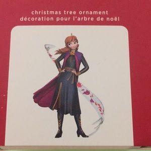 Hallmark Keepsake Ornament Disney Frozen II Anna